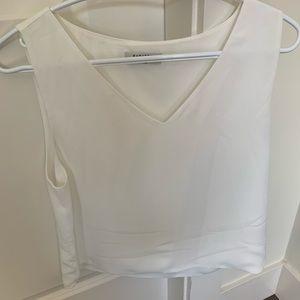Babaton sleeveless blouse